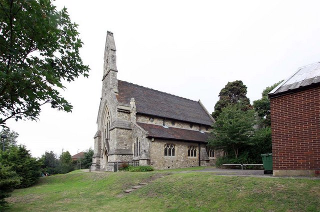 St Mary, Greenhithe, Kent