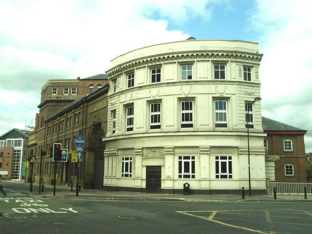 Lady's Bridge Hotel,  Bridge Street,  Sheffield