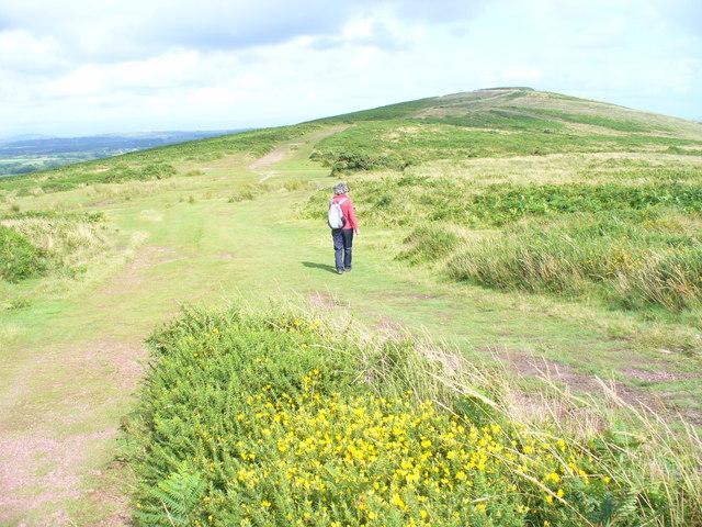 Cefn Bryn Ridge