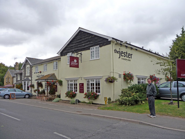The Jester Inn, Odsey, Cambs