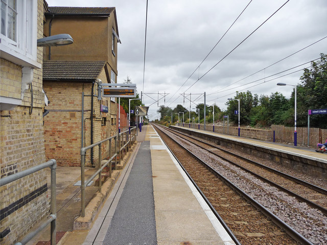 Ashwell & Morden Station, Cambs