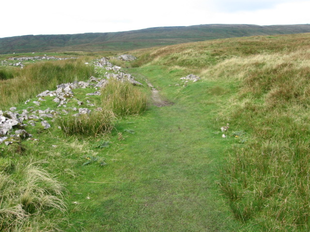 Pennine Way near Tennant Gill