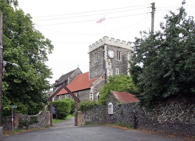 St Mary, Stone, Kent