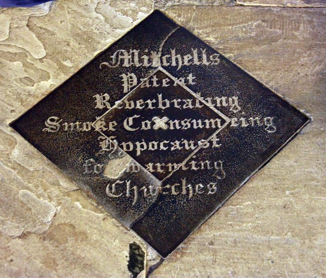 St Mary, Stone, Kent - Sign