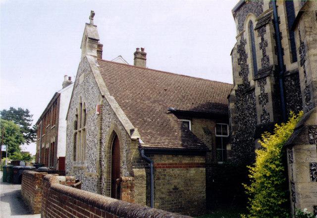 Former Holy Ghost Chapel, Basingstoke