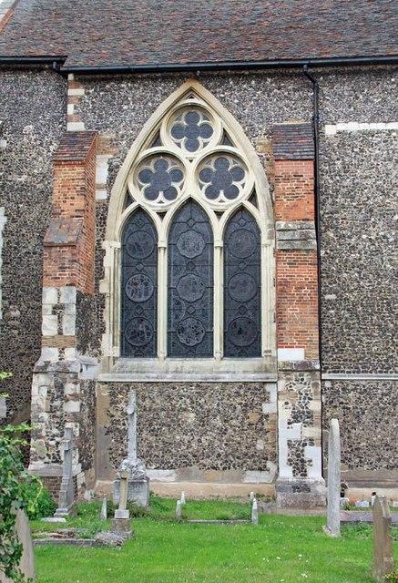 St Mary, Stone, Kent - Window