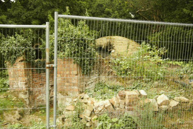 Restoring the ice house