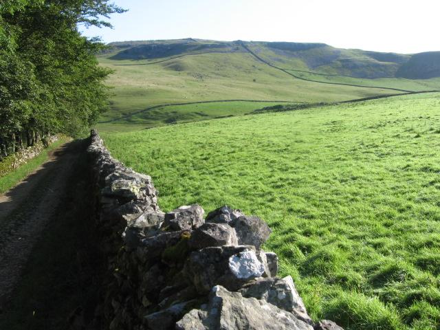 Towards Thwaite from Long Lane