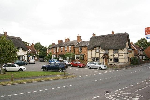 Central Old Wellesbourne