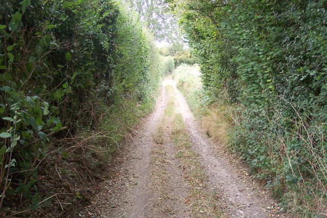 Byway to Chequers Farm