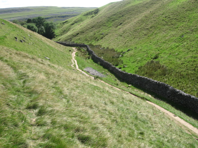 Footpath to Trow Gill
