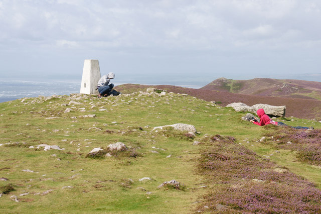 Trig Point, The Beacon