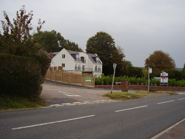 Burscombe Lane junction