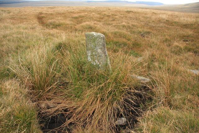 465 Boundary stone