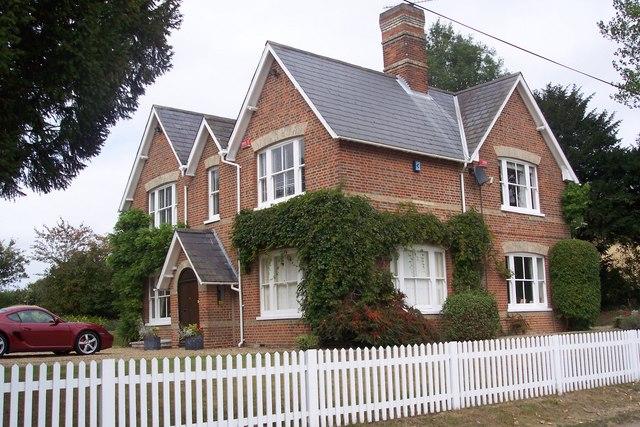 Stone Stile Farmhouse