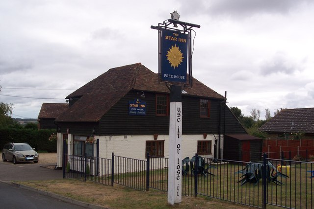 The Star Inn, Old Wives Lees