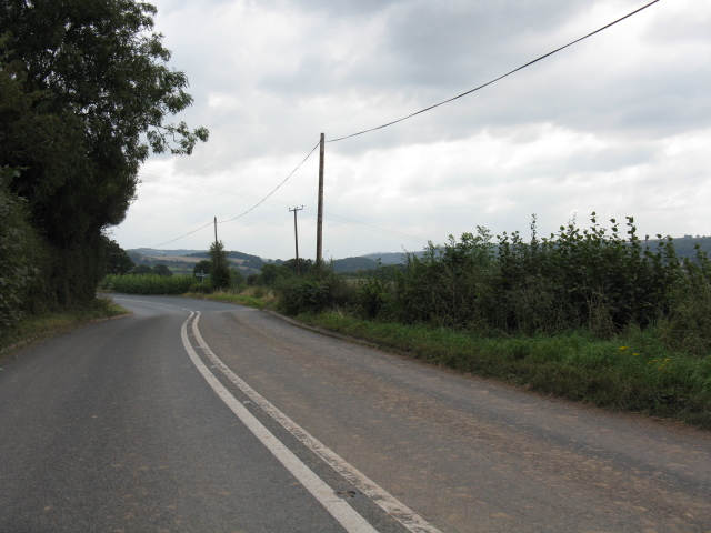 A443 Near The Lowe Farm