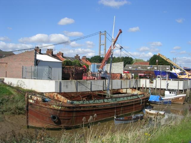 Boatyard - Barton Haven
