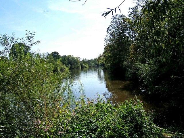 River Severn & Dick Brook
