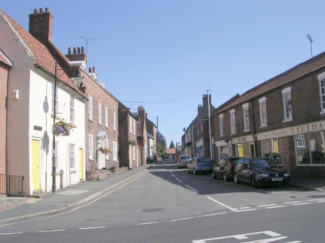 Priestgate - George Street