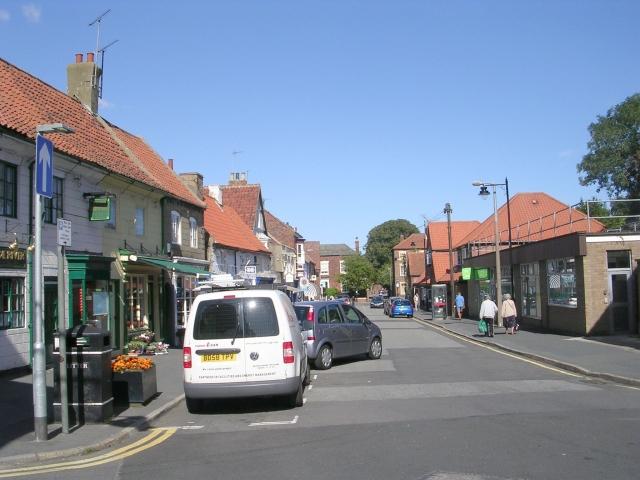 King Street - viewed from George Street
