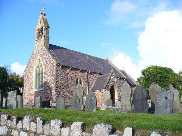 Reynoldston Parish Church