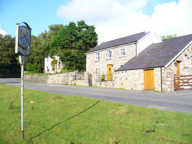 Reynoldston, Village Green