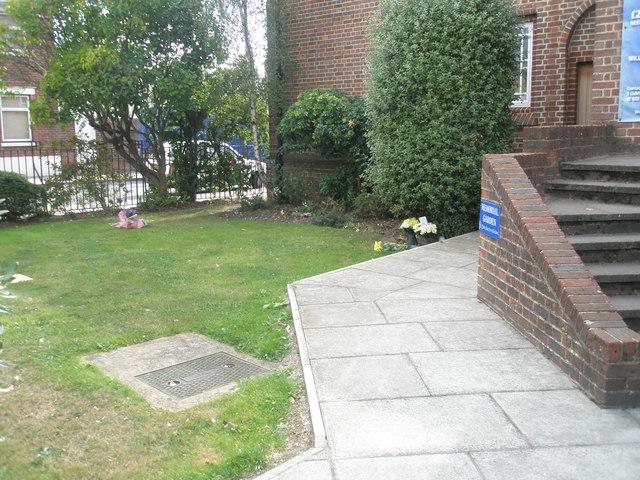 St Cuthbert's Memorial Garden