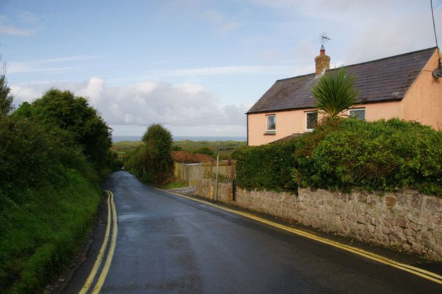 Moor Lane, Llangennith