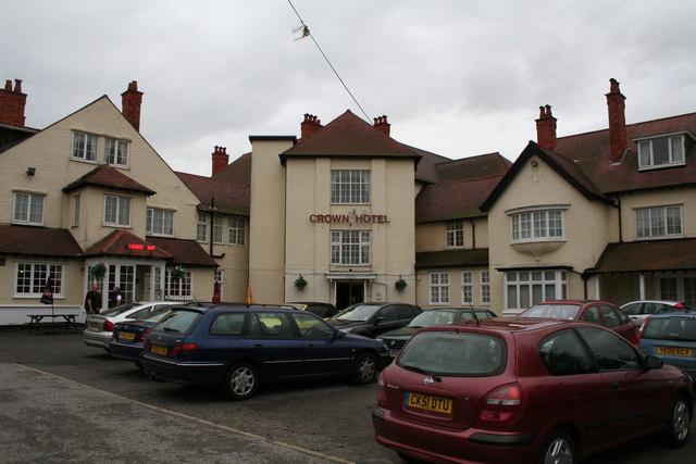 The Crown Hotel, Drummond Road, Skegness