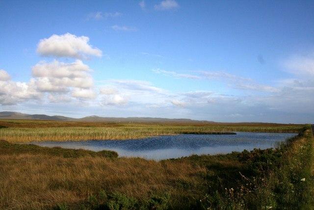 Loch Airigh Dhaibhaidh