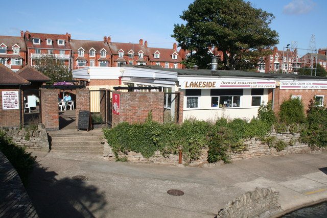 Lakeside Restaurant, Skegness