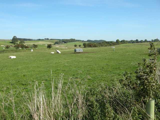 Fields and Brampton Railway