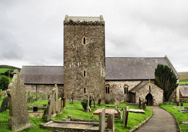 St Cenydd, Llangennith