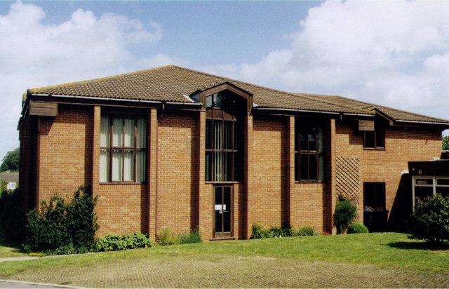 Brighton Hill Baptist Church, Basingstoke