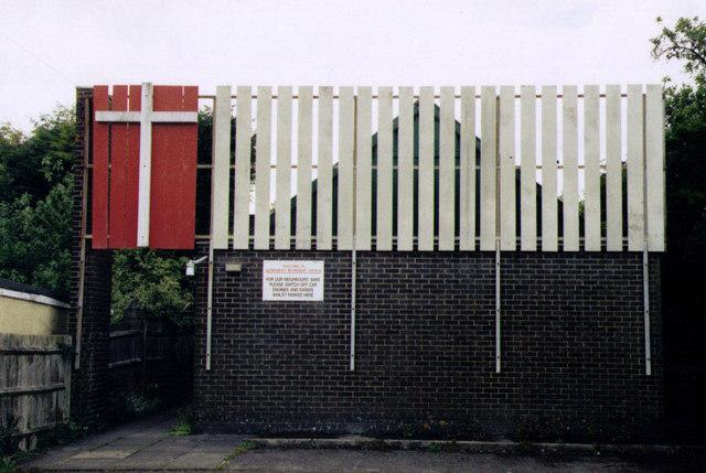 Kempshott Methodist Chapel, Basingstoke
