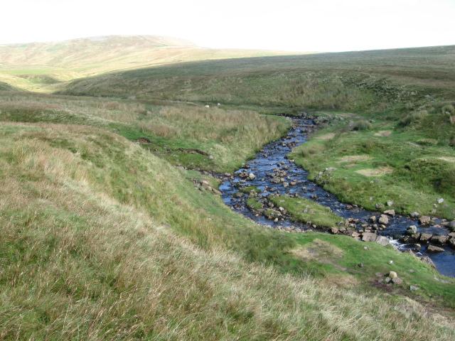 Fell Beck near Gaping Gill