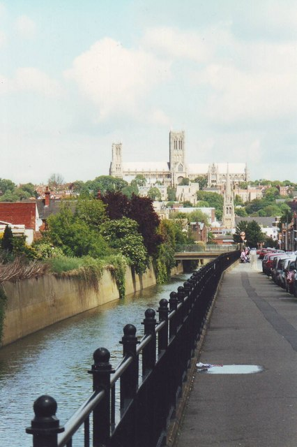 Waterway in Lincoln