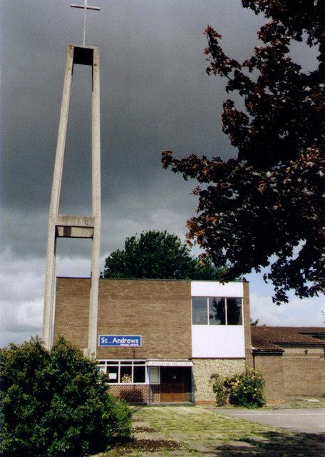 South Ham Methodist Church, Basingstoke