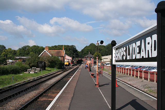 Bishops Lydeard railway station