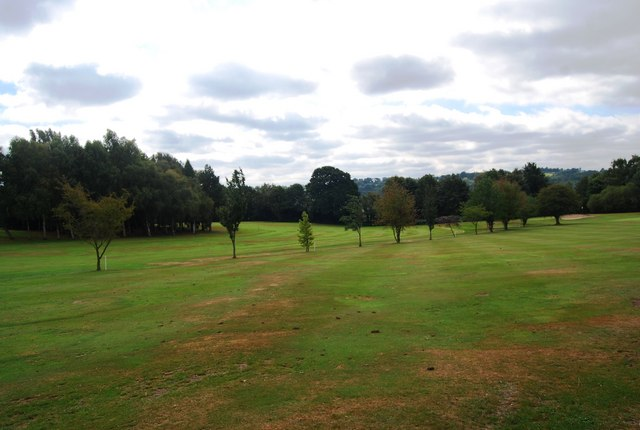 The Nevill Golf Course
