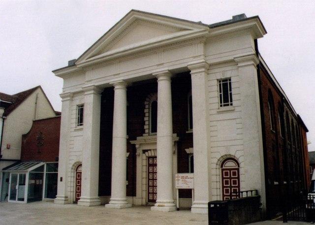 United Reformed Chapel, Basingstoke