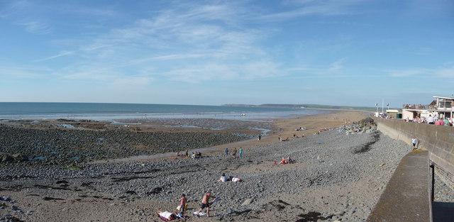 Westward Ho! : Beach & Coastal Scenery