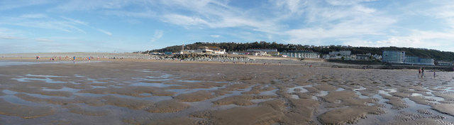 Westward Ho! : Sandy Beach & Coastline