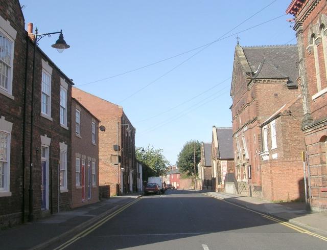 Queen Street - King Street
