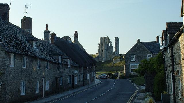 East Street, Corfe Castle, Dorset