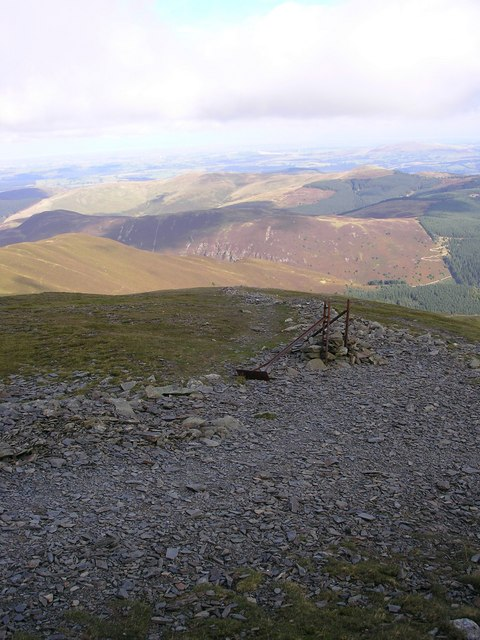 The Top of the Northeast Ridge, Grisdale Pike