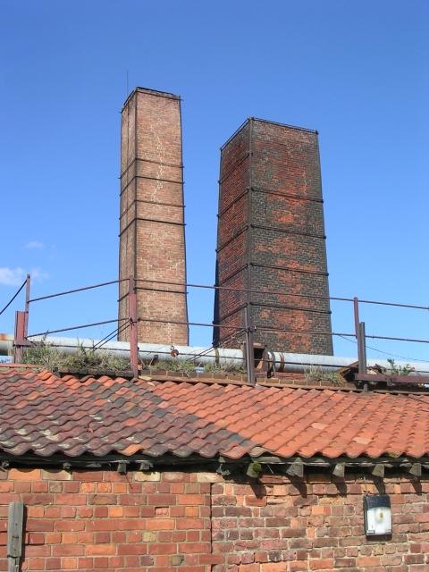 Hoe Hill Tile Works - Chimneys