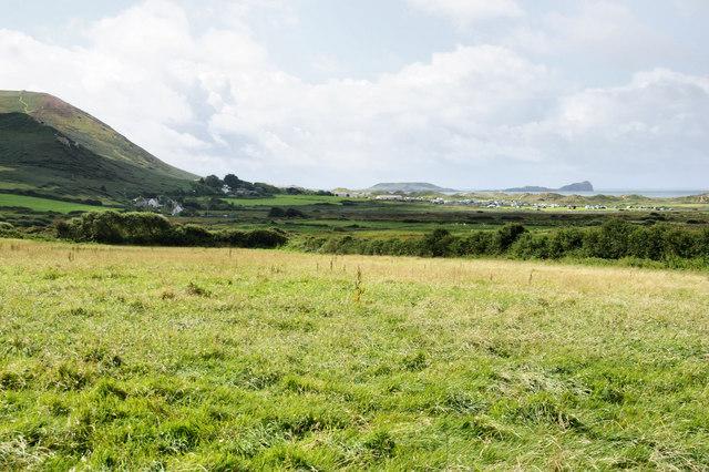 North of Llangennith