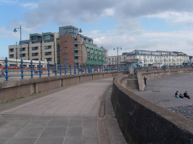 Porthcawl promenade (2)